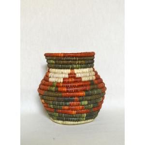 Vitale Hasır Dekoratif El Yapımı Vazo